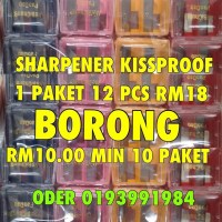 SHARPENER KISSPROOF MURAH